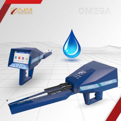 جهاز كشف المياه الجوفية و الابار الارتوازية تحت الارض أوميغا