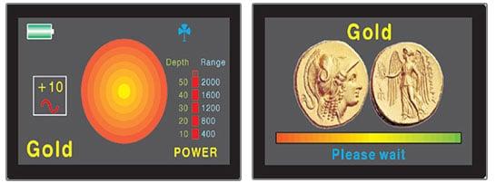جهاز كشف الذهب ، اجهزة كشف الذهب ، PRIZM TECHNOLOGY